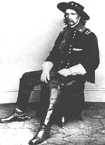 A look into the actions of lieutenant colonel george acuster and the 7th cavalry