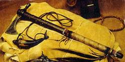 Weapons And Tools Of The Native American Indians